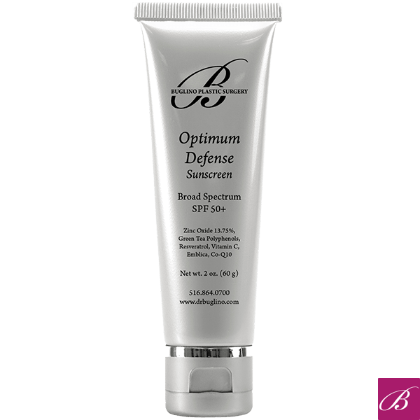 Optimum Defense Sunscreen SPF 50+ - Dr. Buglino