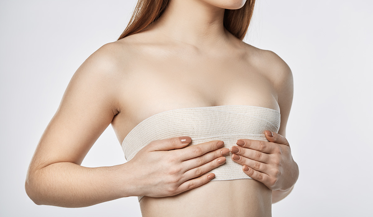 Surgical Spotlight: Breast Reduction